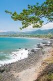美丽的海湾 免版税库存图片