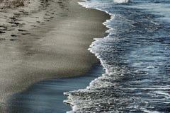 美丽的海滨 免版税图库摄影