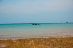 美丽的海运 Railay半岛  krabi泰国 库存图片