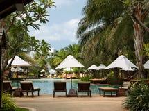 海滩泰国 免版税图库摄影
