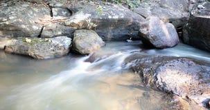 美丽的瀑布在我的国家 免版税库存照片
