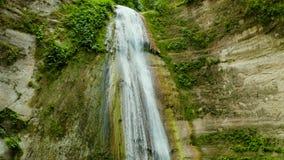 美丽的热带瀑布菲律宾,宿务 影视素材