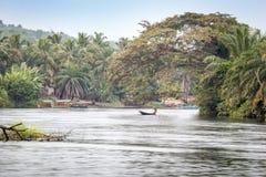 美丽的热带scenics 免版税图库摄影