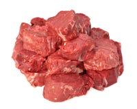 美丽的牛肉 库存图片