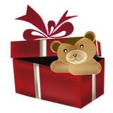 美丽的玩具熊 皇族释放例证