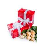 美丽的玫瑰色花02 免版税库存图片