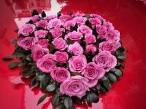 美丽的玫瑰 免版税库存图片