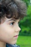 美丽的男孩 免版税库存照片