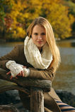 美丽的白肤金发的妇女画象  图库摄影