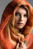 美丽的白肤金发的#3 BB143867-5 免版税库存图片