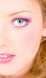 美丽的眼睛 图库摄影