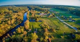 美丽的立陶宛 免版税库存图片