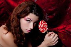 美丽的糖果 免版税库存图片