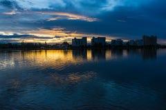 美丽的红海 免版税图库摄影