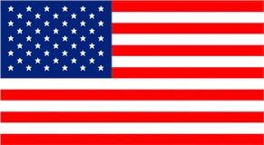 美丽的美国 免版税库存照片