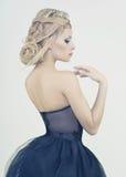 美丽的芭蕾舞女演员 免版税库存照片