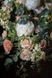 美丽的花束 免版税库存照片