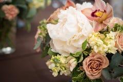 美丽的花束 图库摄影