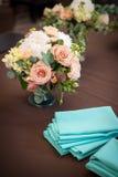 美丽的花束 库存照片
