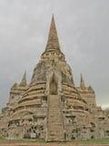 美丽的菩萨古庙 免版税库存图片