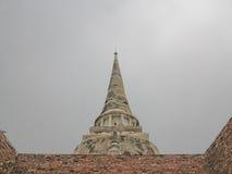 美丽的菩萨古庙 库存图片