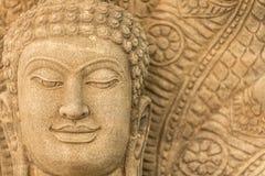 美丽的菩萨在泰国 图库摄影