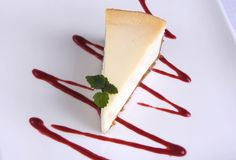 美丽的蛋糕干酪 图库摄影