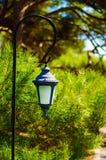 美丽的蜡烛台 免版税图库摄影