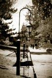 美丽的蜡烛台 免版税库存照片