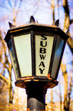 美丽的蜡烛台 免版税库存图片