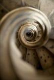 美丽的螺旋台阶 免版税库存照片