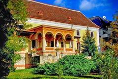 美丽的豪宅 库存图片