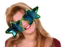 美丽的超级明星 免版税库存图片