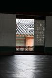 美丽的韩国 免版税库存图片