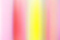 美丽的颜色下落水五颜六色的背景 皇族释放例证