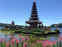 美丽的巴厘岛 图库摄影