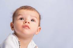 美丽的婴孩一点 图库摄影