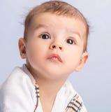 美丽的婴孩一点 免版税库存照片