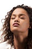 美丽的巴西女孩画象 库存照片