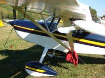 美丽的homebuilt Kitfox飞机 免版税库存图片