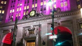 美丽的nyc大厦 免版税库存照片