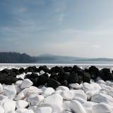 美丽的Santorini 免版税图库摄影