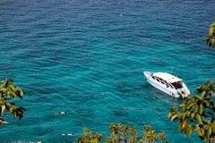 美丽的Similan海岛 免版税库存图片