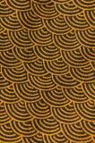 美丽蜡染布模式 免版税库存图片
