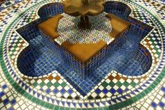 喷泉圣路易斯F 免版税库存照片