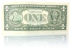 美元一美国 库存图片