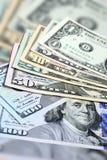 美元不同的衡量单位 免版税库存图片