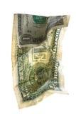 美元主题 免版税图库摄影