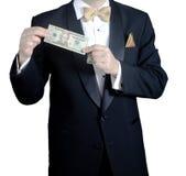 美元二十 免版税库存照片