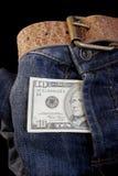 美元刺激 图库摄影